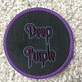 Deep Purple - logo patch