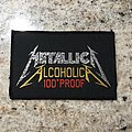 Metallica - Alcoholica Patch