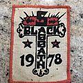 Black Sabbath - Printed Patch