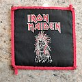 Iron Maiden - Self Titled patch