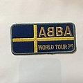 ABBA - 1979 World Tour Patch
