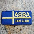 Abba - Patch - Abba fan club patch