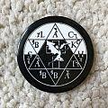 Black Sabbath - Heaven and Hell badge