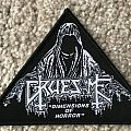 Gruesome - Dimensions Of Horror patch