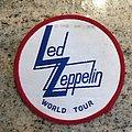 Led Zeppelin - World Tour Patch