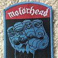 Motörhead - Patch - Motörhead - Iron Fist patch