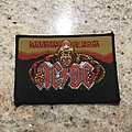 AC/DC - Monsters of Rock '84 Patch