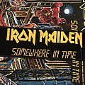 Iron Maiden - Somewhere In Time super strip patch