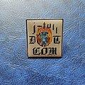 Jethro Tull - Pin / Badge - Jethro Tull - J-Tull Dot Com Badge