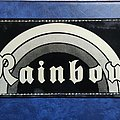 Rainbow - Patch - Rainbow - Patch on leather
