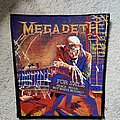 Megadeth - Patch - Megadeth - Peace Sells... But Who's Buying Backpatch
