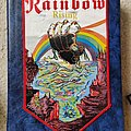 Rainbow - Rising Mini Backpatch