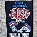 Rainbow - Patch - Ritchie Blackmore's Rainbow - World Tour Backpatch