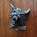 Wolfsbane - Pin / Badge - Wolfsbane - Live Fast, Die Fast Badge