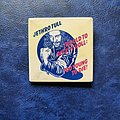 Jethro Tull - Pin / Badge - Jethro Tull - Too Old To Rock N Roll badge