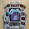 Elton John - Battle Jacket - 70s and 80s Pop, Rock and Metal tribute vest