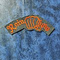 Rainbow - Vintage Embroidered Patch