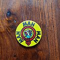 Man - Pin / Badge - MAN - badge