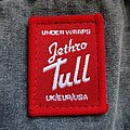 Jethro Tull - Patch - Jethro Tull - Under Wraps Patch