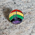 Rainbow - Pin / Badge - Ritchie Blackmore's Rainbow Badge