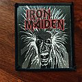 Iron Maiden - Patch - Iron Maiden - S/T patch