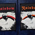 Rainbow - Rising mini backpatches