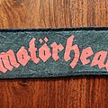 Motorhead - patch