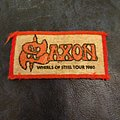 Saxon - Wheels Of Steel Patch