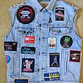 70s and 80s Pop/Rock/Metal vest