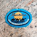 Santana - Patch - Santana - Caravanserai Tour Patch