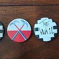 Pink Floyd - Pin / Badge - Pink Floyd - Earls Court Badges