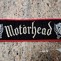 Motorhead strip patch