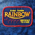 Rainbow - Difficult to Cure European Tour Patch