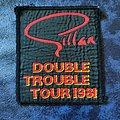 Gillan - 1981 Double Trouble Tour Patch
