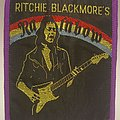 Rainbow - Patch - Wanted - Ritchie Blackmore patch