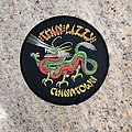 Thin Lizzy - Patch - Thin Lizzy - Chinatown patch