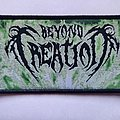 Beyond Creation - The Aura logo patch