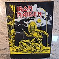 Iron Maiden - Patch - Iron Maiden - Sanctuary backpatch