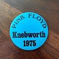 Pink Floyd - Pin / Badge - Pink Floyd - Knebworth 1975 badge