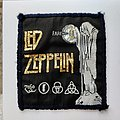 Led Zeppelin - Farewell Lantern Man Patch