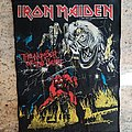 Iron Maiden - Patch - Iron Maiden - The Number Of The Beast backpatch