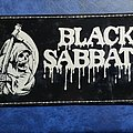 Black Sabbath - Patch