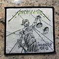 Metallica - And Justice For All... Patch
