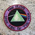 Pink Floyd - The Dark Side Of The Moon vintage patch