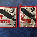 Led Zeppelin - Airship patches