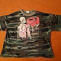 Death - TShirt or Longsleeve - Death - Human 1993 ©️ Blue Grape Merchandising Camouflage Version