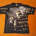 Megadeth, Countdown to Extinction All Over Print TShirt or Longsleeve