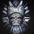 TShirt or Longsleeve - Graspop Metal Festival 2012