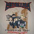 TShirt or Longsleeve - METALLICA - EUROPE 2004