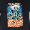 Megadeth - TShirt or Longsleeve - Megadeth - Europe 2011